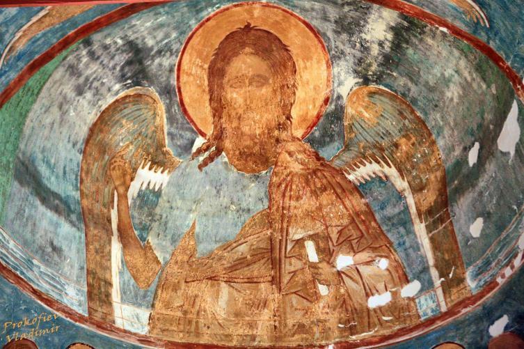Фрески Ферапонтова монастыря росписи Дионисия