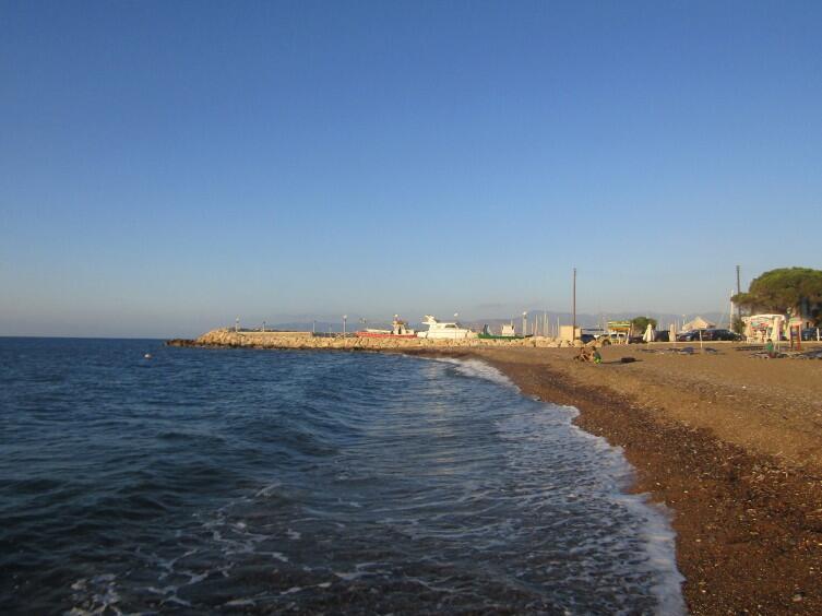 Пляж Латхиа