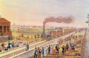 Почему срезали «царский палец»? История железной дороги Петербург-Москва