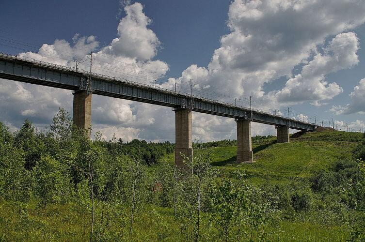 Новый Веребьинский мост, 2013 год
