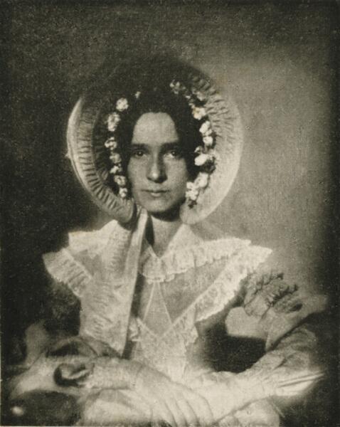 Самый ранний фотопортрет, снятый Джоном Дрейпером в 1840 году