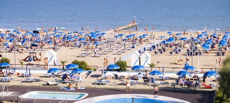 Пляжи Езоло