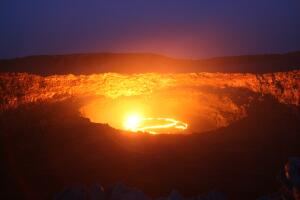 Где находится «ад» на Земле?