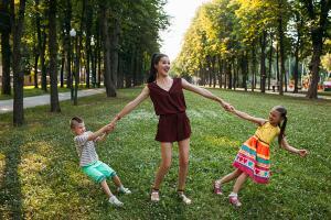 Как побороть ревность между детьми?