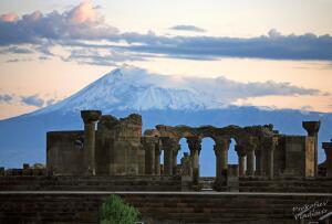 Проедемся по Армении? Эчмиадзин и другие достопримечательности Армавирского района