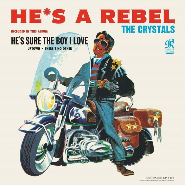 Женские вокальные группы 1960-х годов. Как The CRYSTALS и The SHANGRI-LAS записывали хиты о «плохих» парнях?