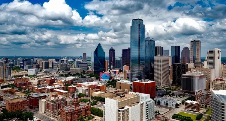 Даллас, Техас