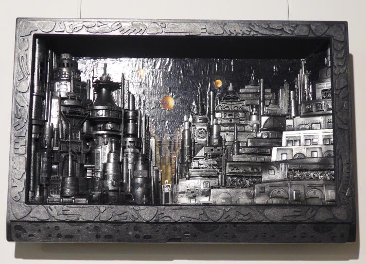 Где в Петербурге познакомиться с современным искусством бесплатно? Творческий кластер «Артмуза»