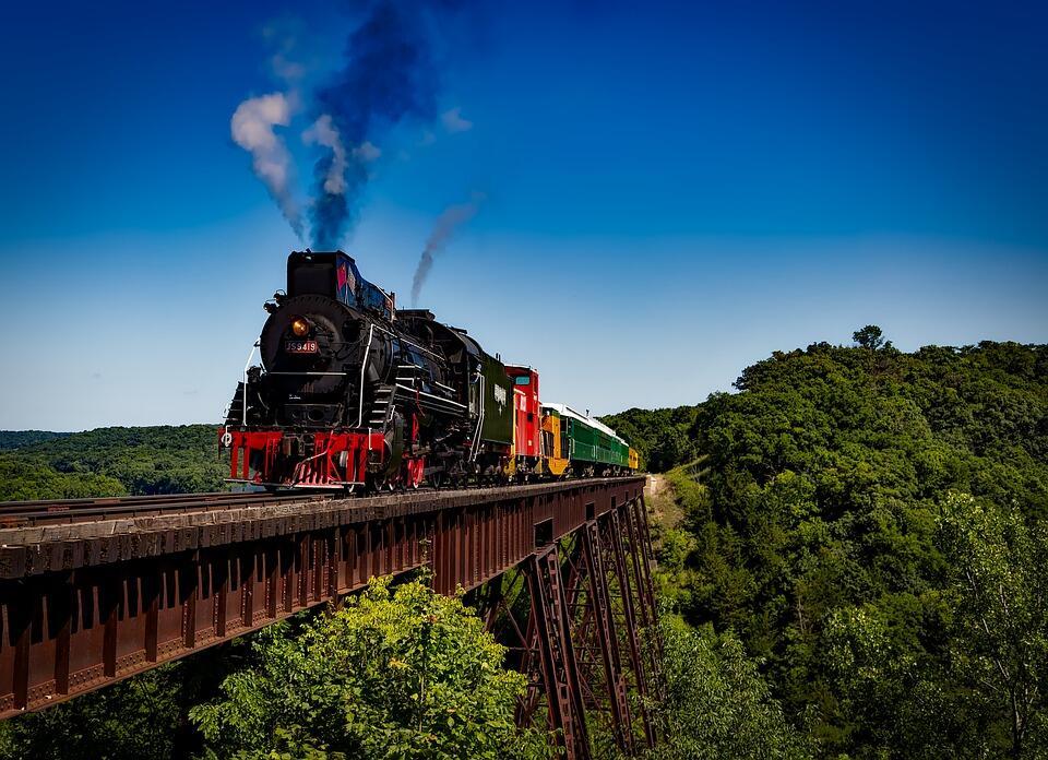 Как работает железная дорога?