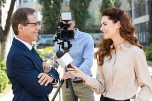 Как готовиться к интервью? Советы журналисту и блогеру