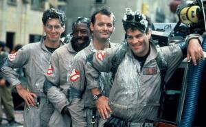 Как снимали фильм «Охотники за привидениями» (1984)?