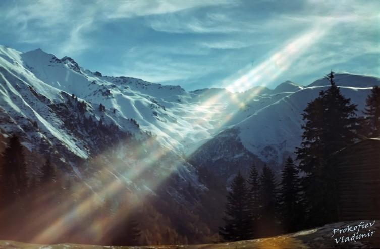 Кавказ— это Вселенная, прекрасная и опасная