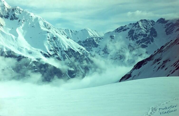 Кавказские туманы