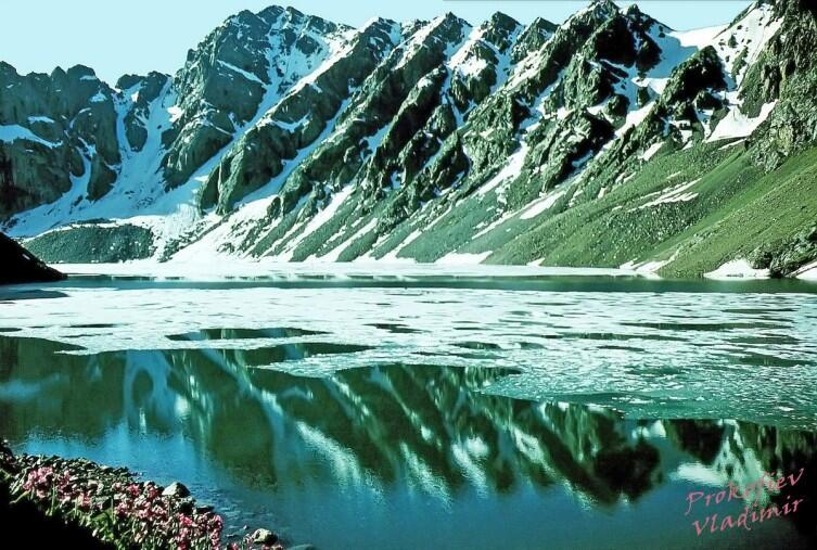 Озеро Ала-Кёль