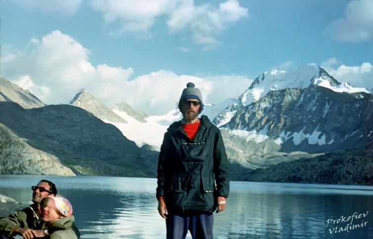 Мой первый горный поход
