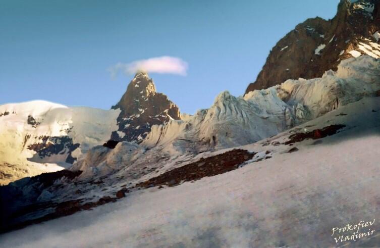 Солнце, лед и камень Матчи