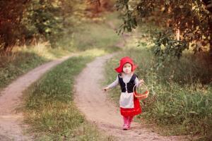 Какие есть варианты сказки «Красная Шапочка и Серый Волк»?