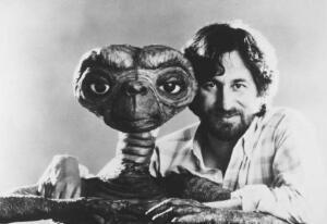 Как снимали фильм «Инопланетянин» (1982)?