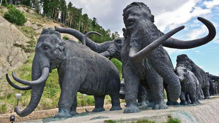 Ханты-Мансийские мамонты