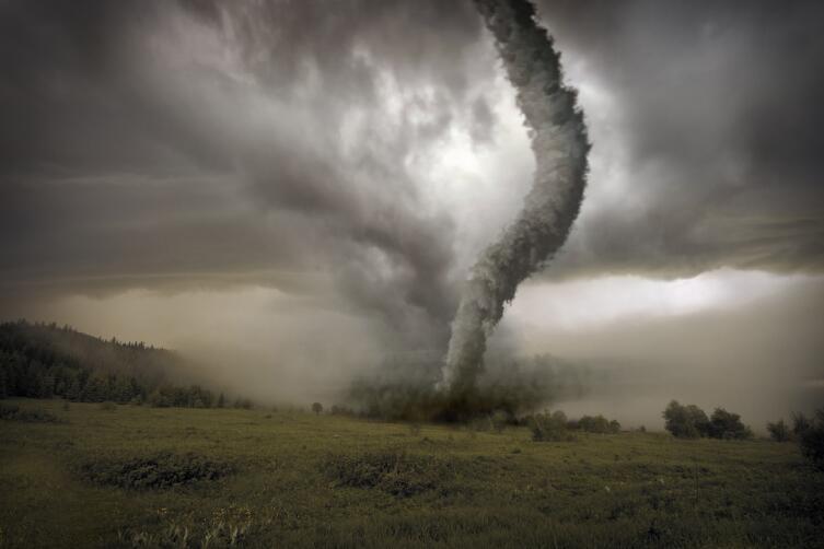 Путешествие в зону торнадо? Тоже можно устроить