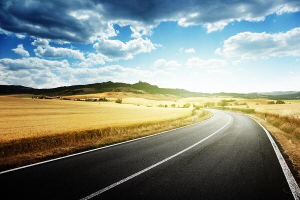 Дороги, дороги... Где под колесами звучит музыка?