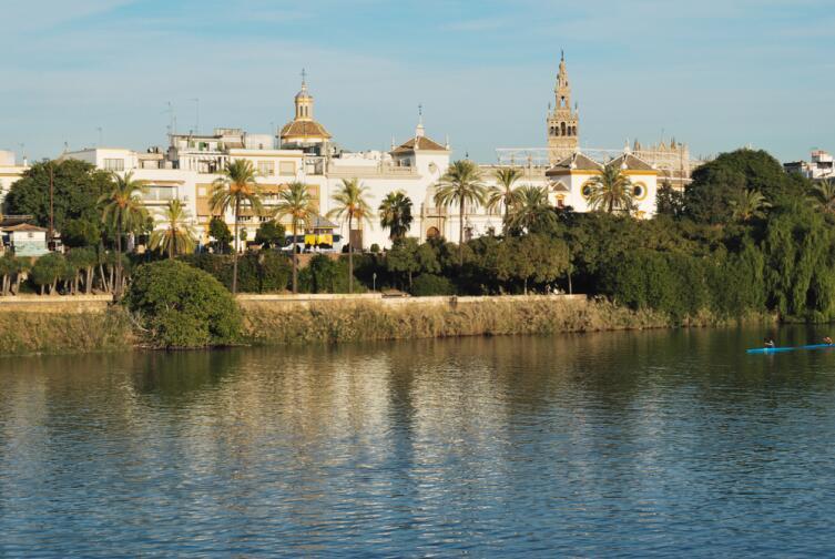 г. Севилья, Испания