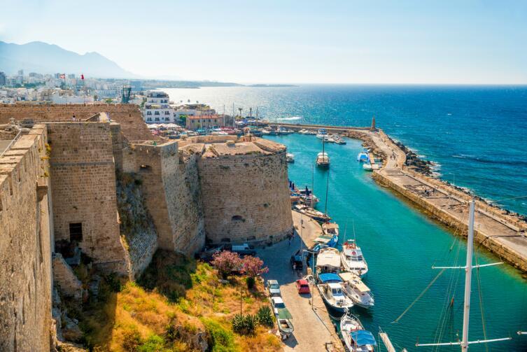 Киренийский замок, Южный Кипр