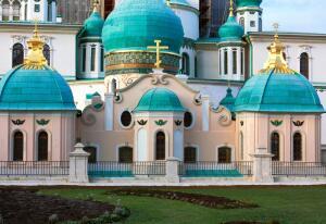 Как на Руси строили Иерусалим?