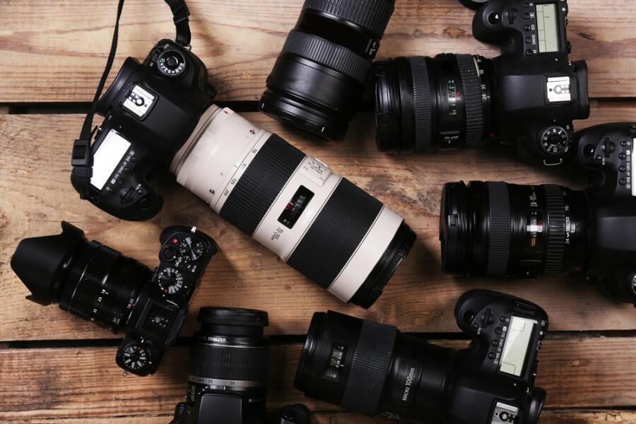 Каковы история и перспективы цифровой фотографии?