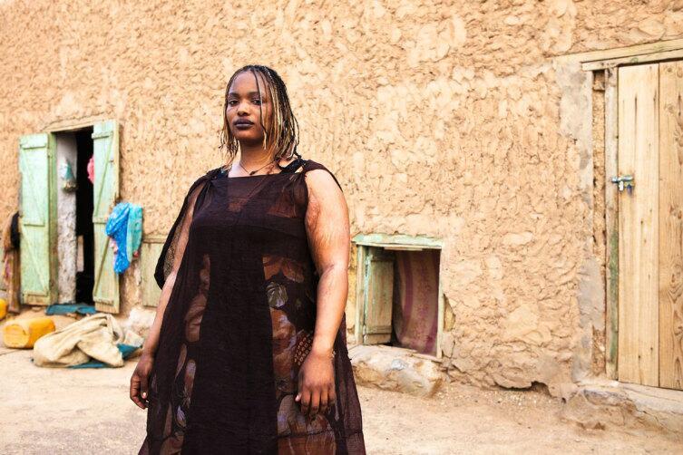 Мавританская невеста должна весить не менее 90 кг