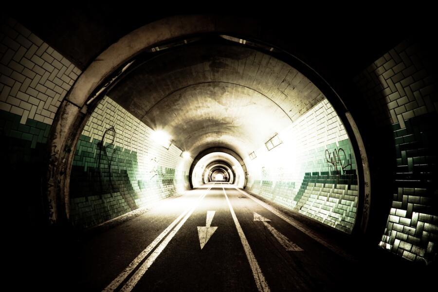 Какой подводный тоннель самый фантастический?