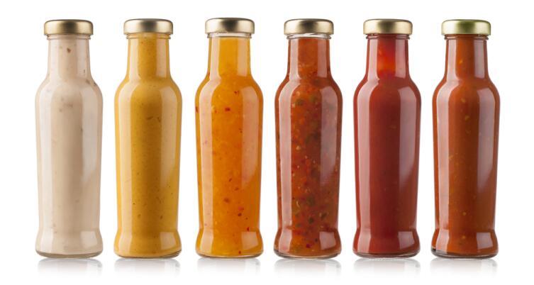 Соусы - еще один источник соли, от которого можно отказаться