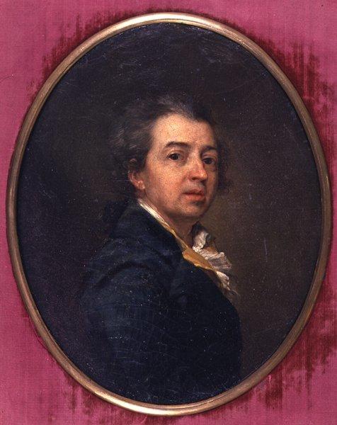 Автопортрет, 1783 г.