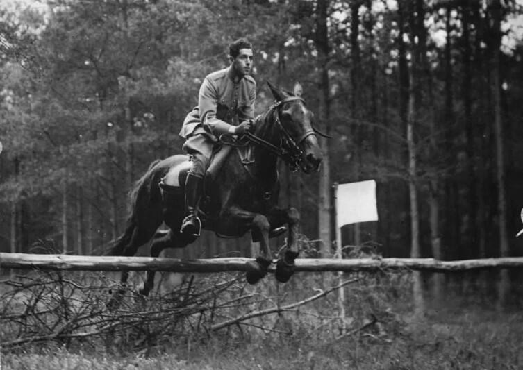 Джордж Мадуро, 1937 г.