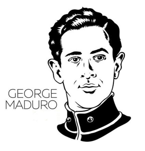 Джордж Мадуро (1916— 1945)