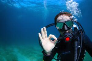 Чем болеют водолазы?