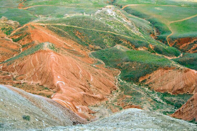 Гора Большое Богдо
