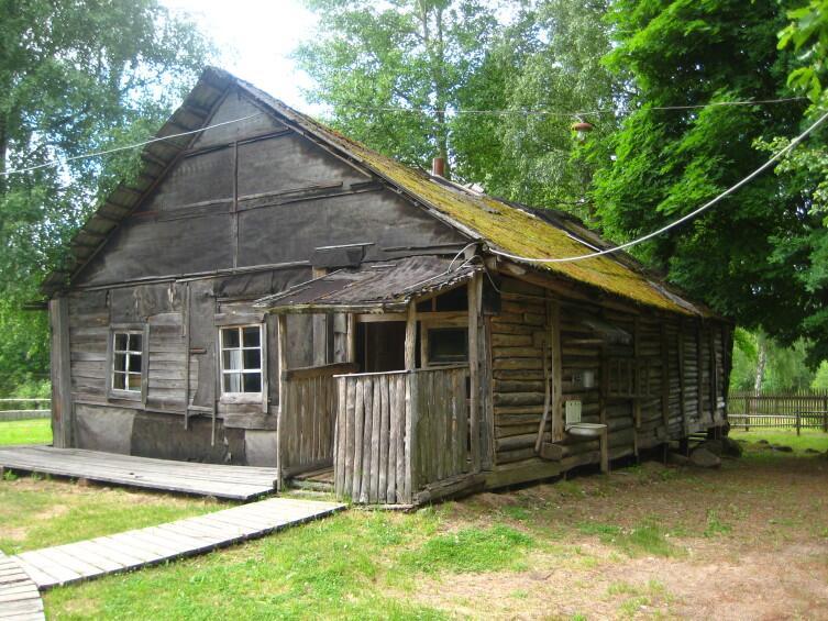 Музей С. Довлатова, дом, котором он жил в 1977 году