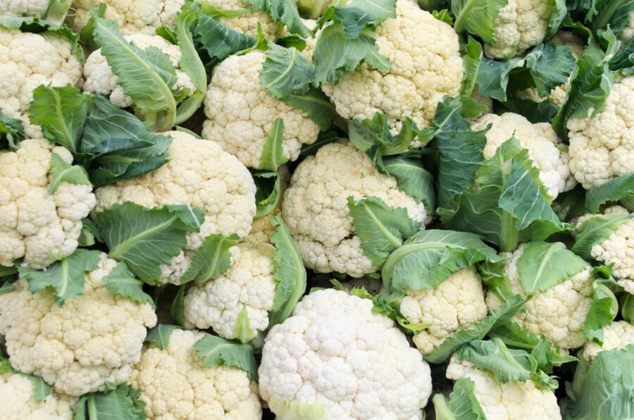 Что приготовить из цветной капусты?