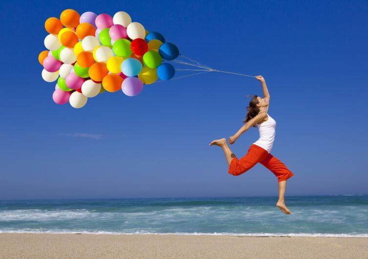 Хотите жить счастливо — ищите во всем, что с вами происходит, светлое и радостное
