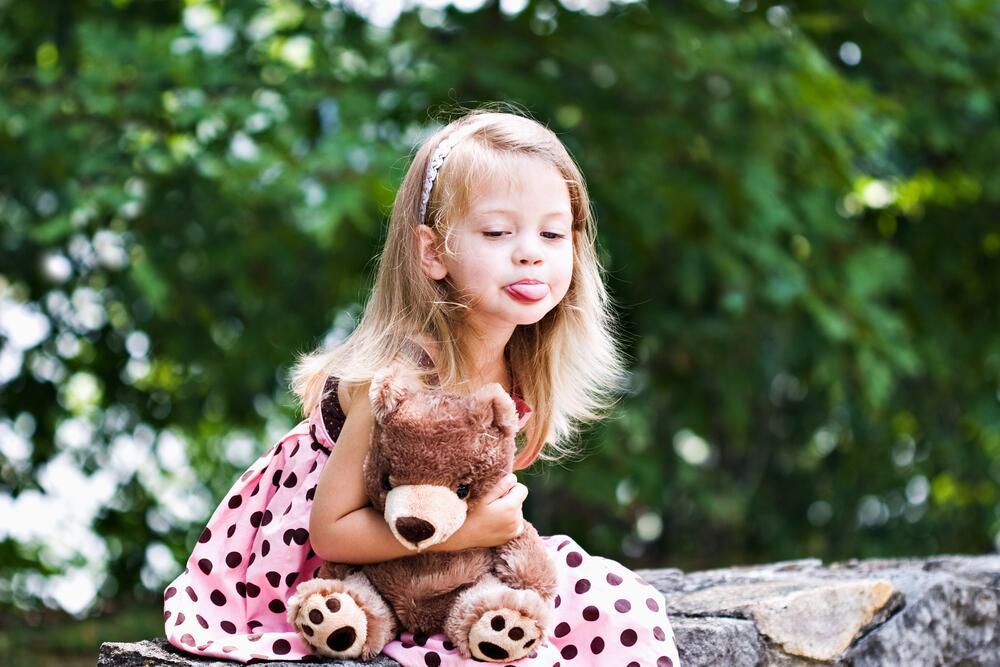 Картинки непослушной дочки