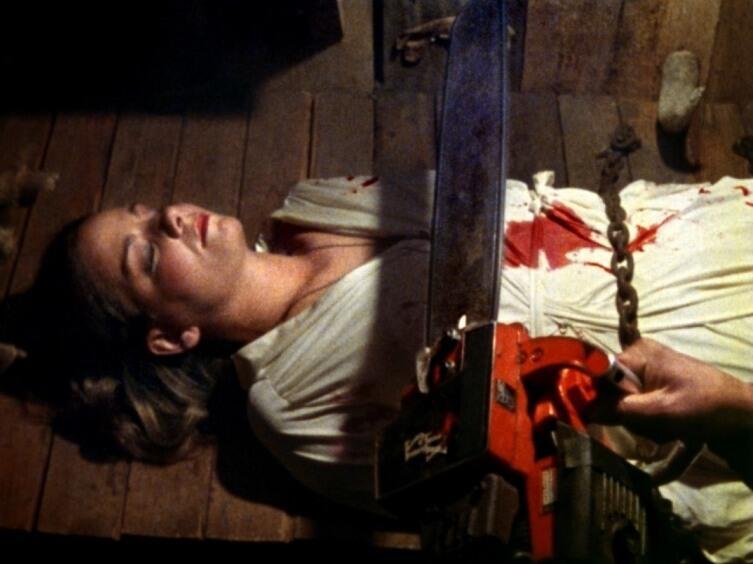 Кадр из фильма «Зловещие мертвецы»