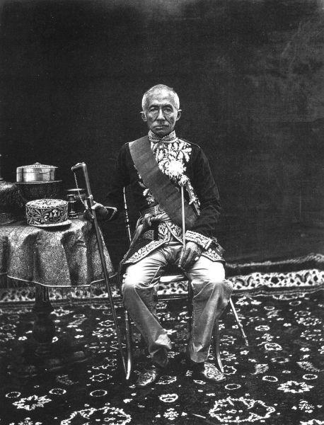 Правитель Сиама Монгкут