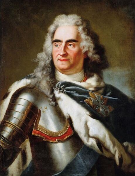 Август II