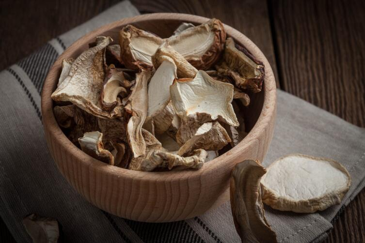 Как сушить грибы? Советы и правила
