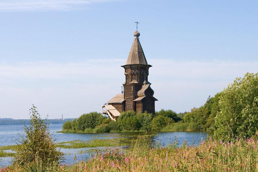 Успенская церковь в 2007 г.