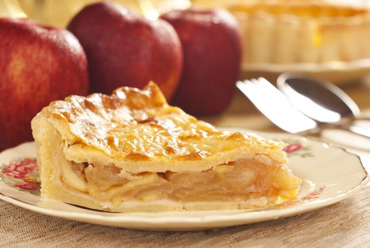 Яблочный пирог без сыра - нарушение закона