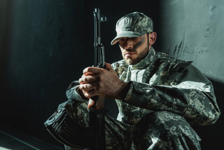 Военные мечтают создать идеального солдата