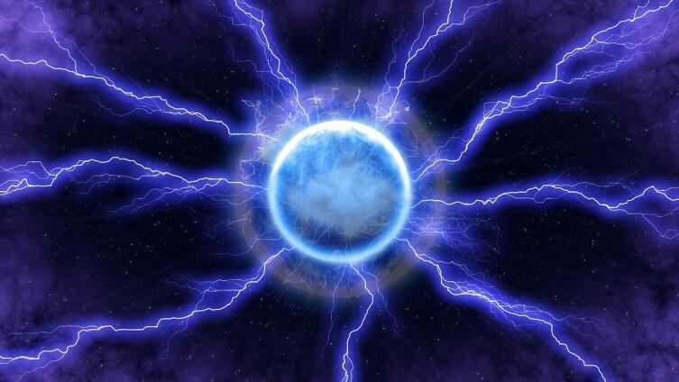 Шаровая молния - тот момент, когда можно увидеть антивещество
