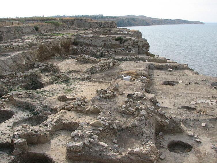 Раскопки Гермонасса